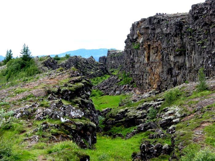 Parc nacional de Þingvellir, a Islàndia