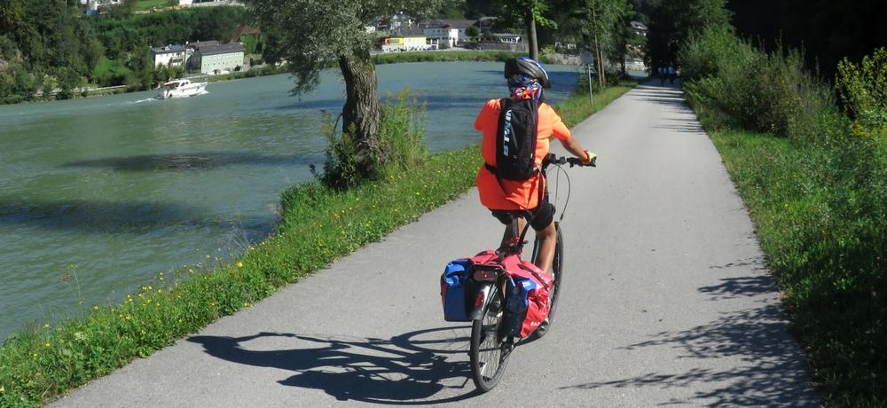 No tengas dudas sobre las rutas en bici pues son para todos