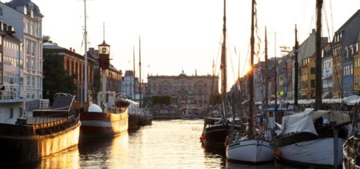 Paseo Marítimo de Copenhagen