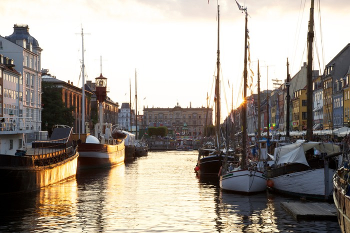 Passeig Marítim de Copenhagen