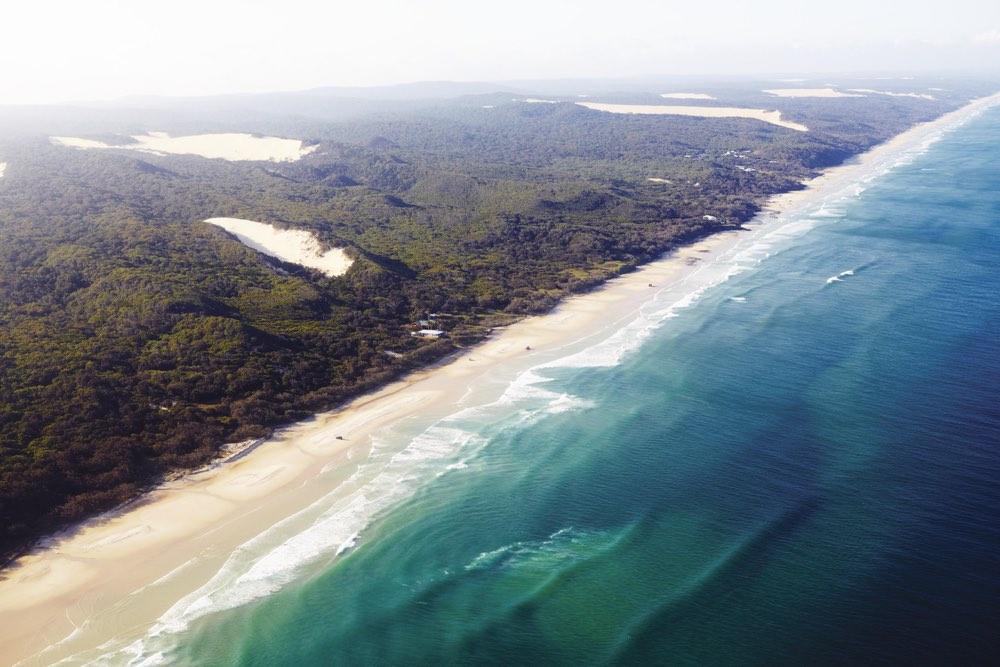 Fraser Island en Australia