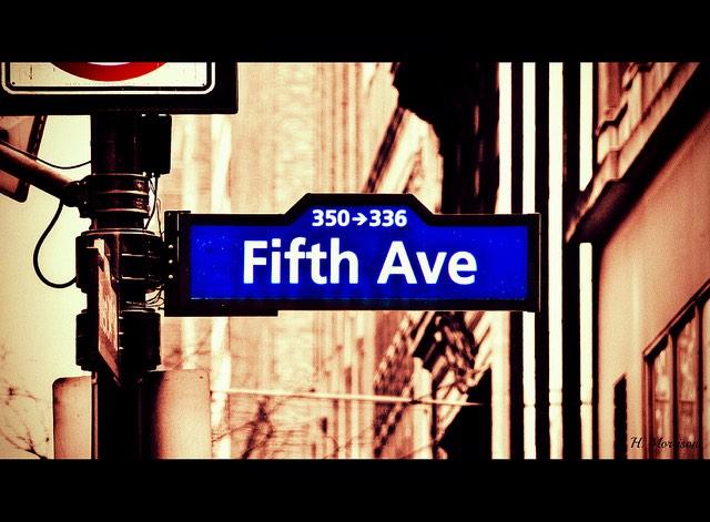 De compras por la 5º Avenida