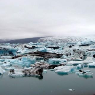 Ruta por Islandia. Lagos de Hielo.