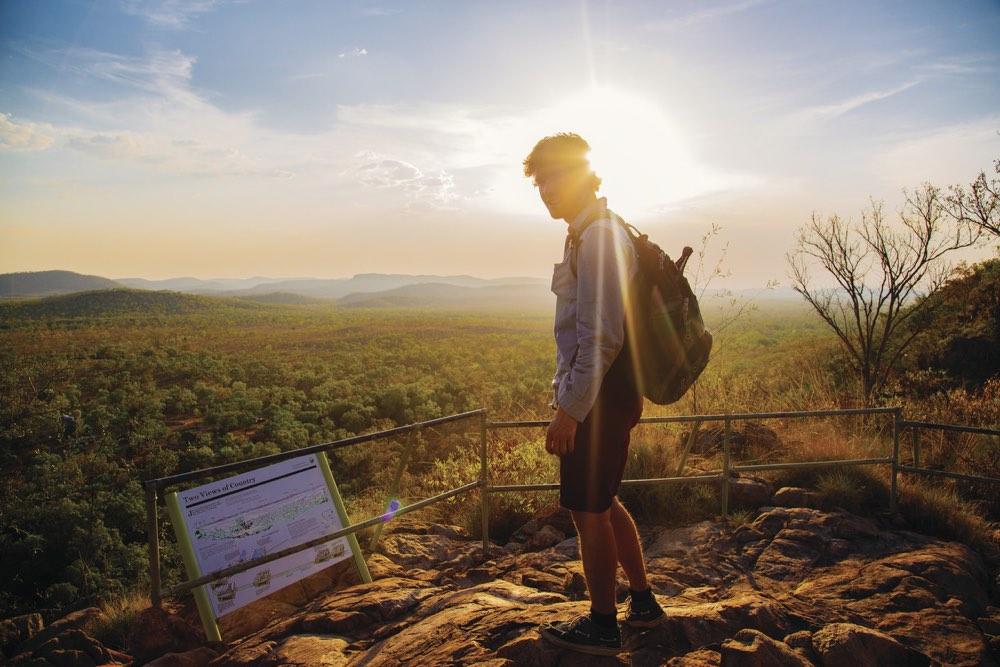 El Parc Nacional de Kakadu