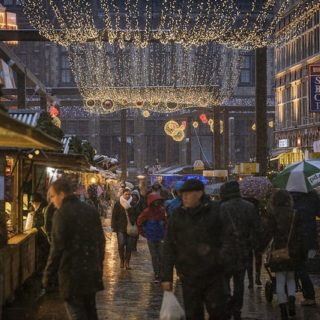 Mercadillo de Navidad de Gante