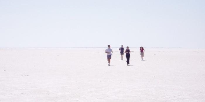 Grandes momentos en Turquí: el lago salado