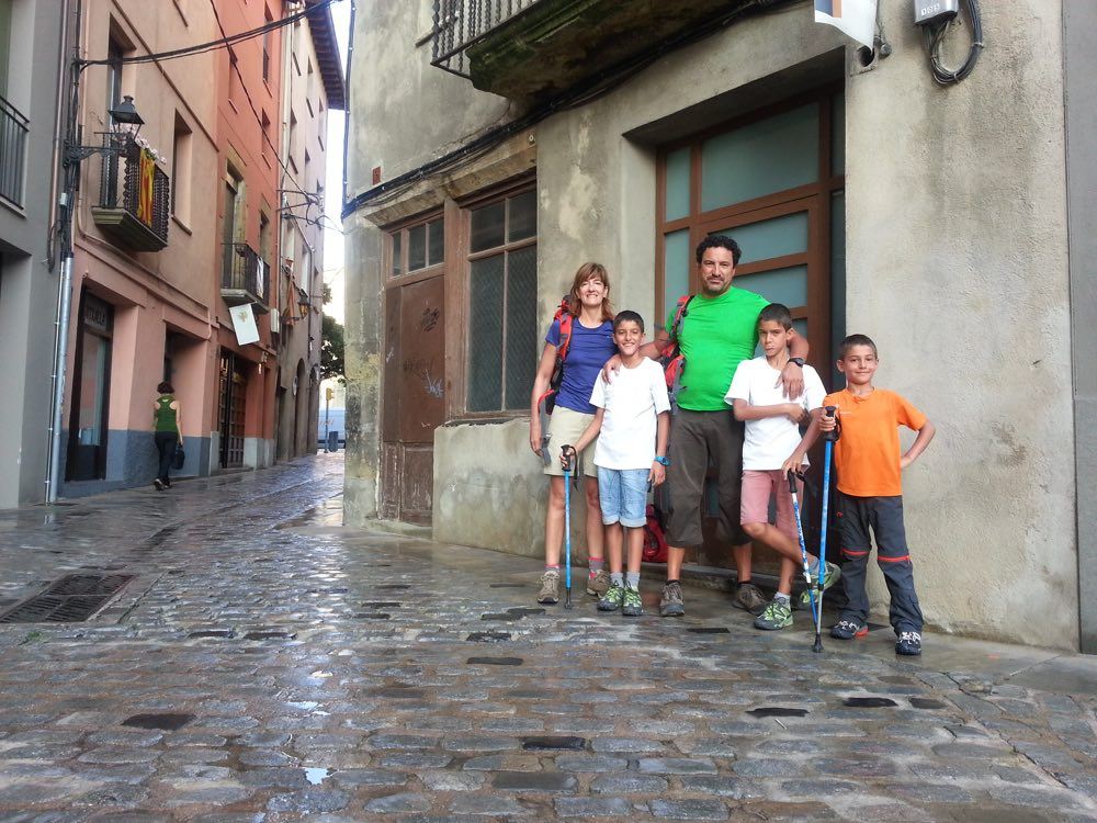 Camino de Santiago por Vic