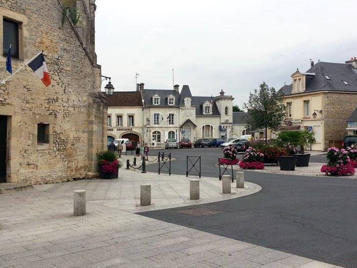Pueblo de Normandía