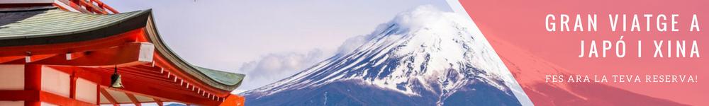 Gran viatge a japo i xina