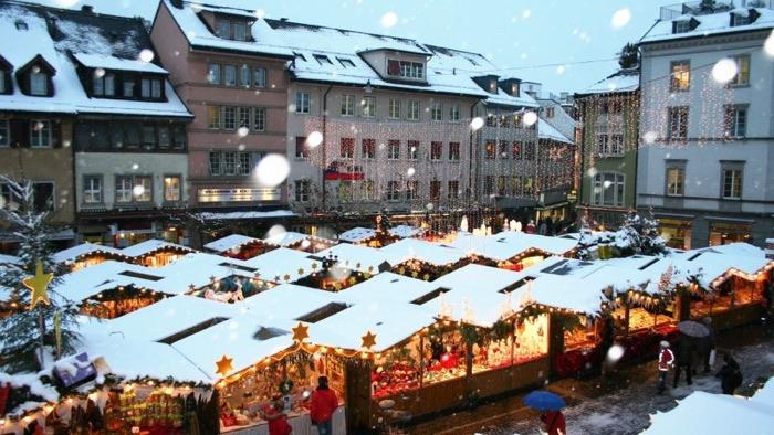 Winterthur en navidad