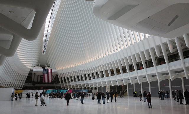 Estació de Calatrava en Nueva York