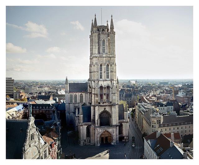 La Catedral de Sant Bavó de Gant