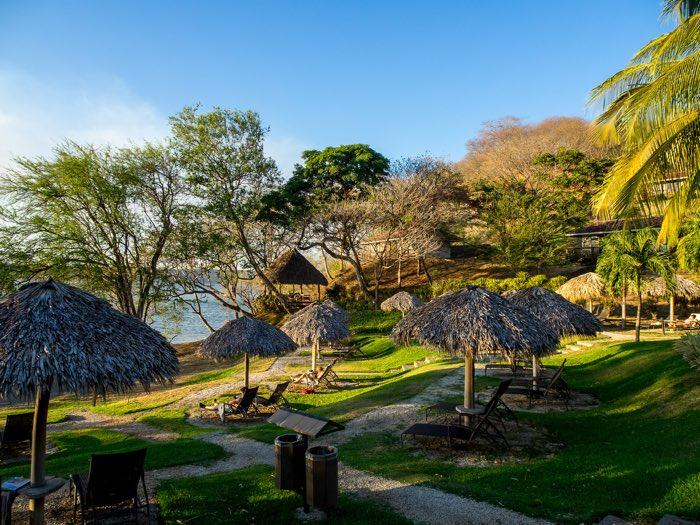 Un dels hotels de Guanacaste del viatge de nuvis a Costa Rica
