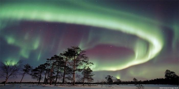 Regalo viaje Auroras Boreales