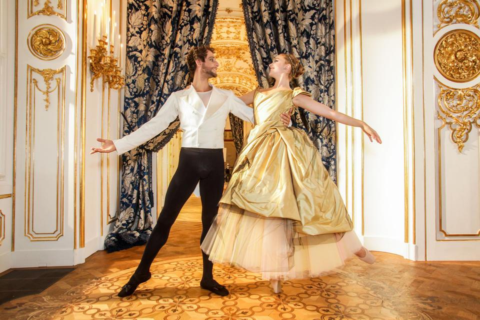 Ballet en el concierto de año nuevo de viena