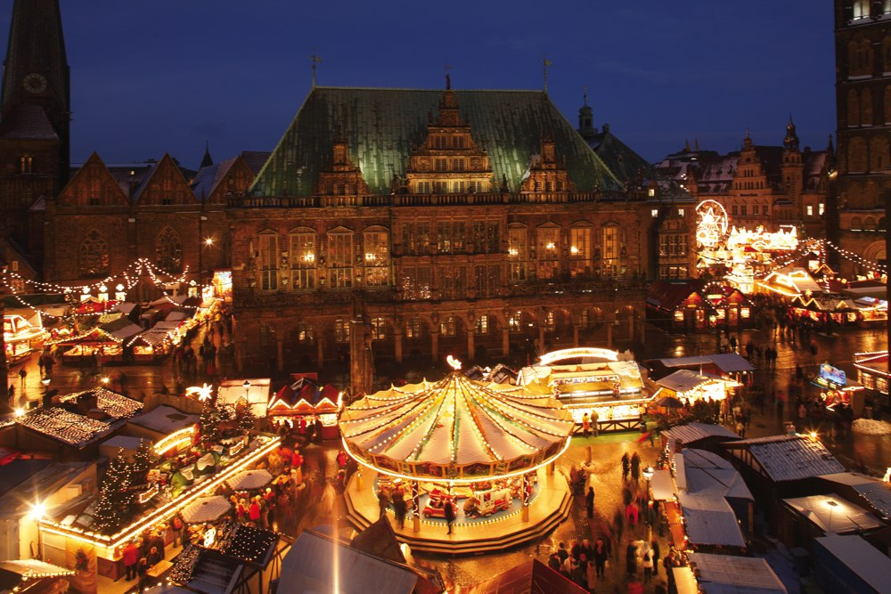 Bremen en Navidad