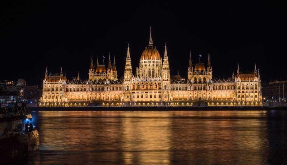 La ciutat de Budapest, punt de partida del creuer fluvial pel Danubi