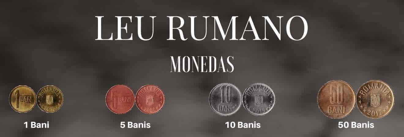 moneda de rumanía