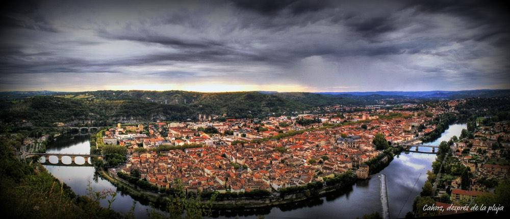 La ciutat de Cahors