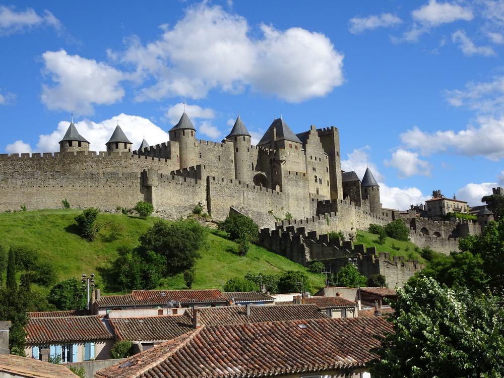 Carcassonne, primera parada en la ruta pel Perigord