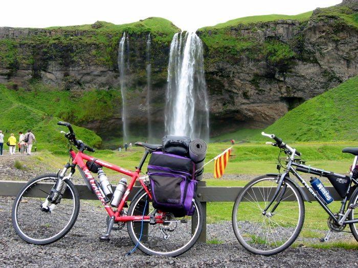 Cascades del sud de Islàndia