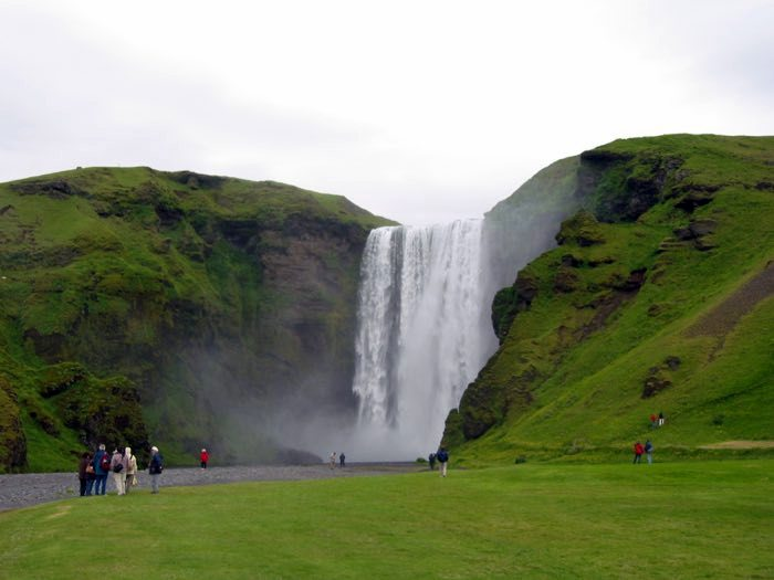 Cascades del sud, a la ruta per Islàndia