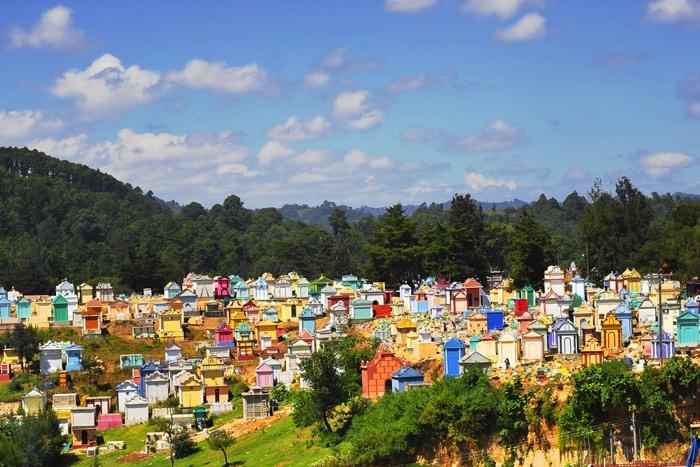 Cementeri de Chichicastenango