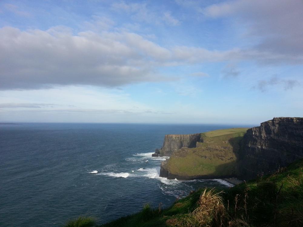 Els Cliffs of Moher