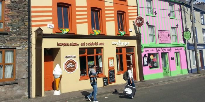 [:ca]Hamburgueseria a Dingle [:es]Hamburguesería en Dingle, en Irlanda, [:]