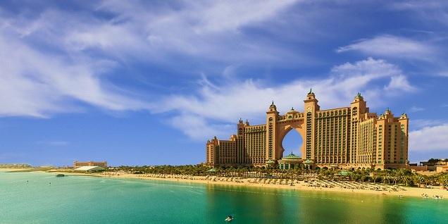 Viaje de luna de miel Dubai