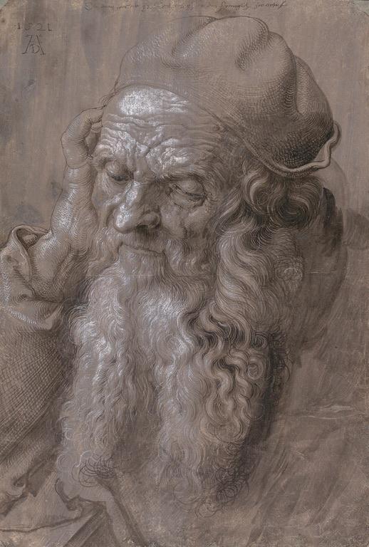 Durero en el museo albertina de Viena