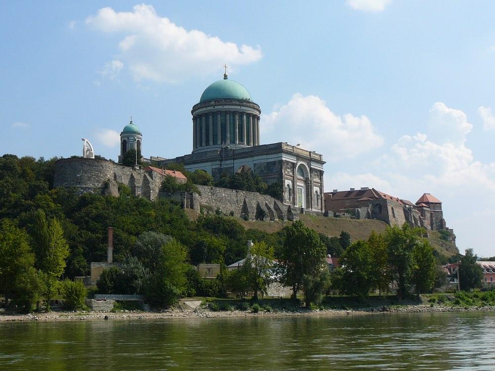 La petita localitat de Esztergom