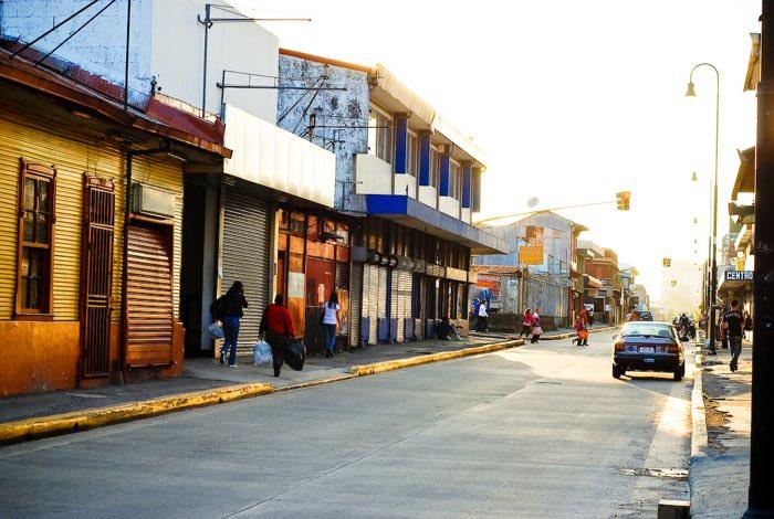 La ciutat de San José a Costa Rica