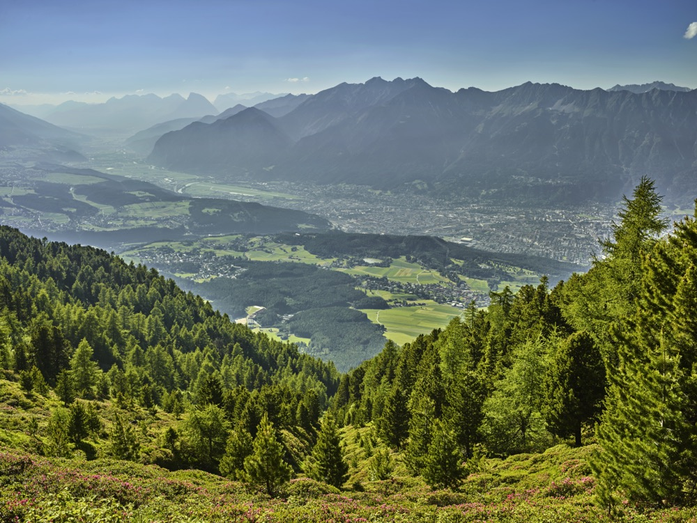 Vista desde el Patscherkofel