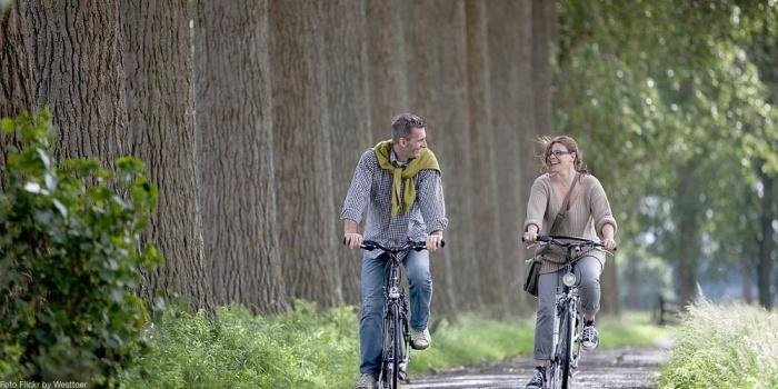 Un agradable paseo por Flandes con la bici