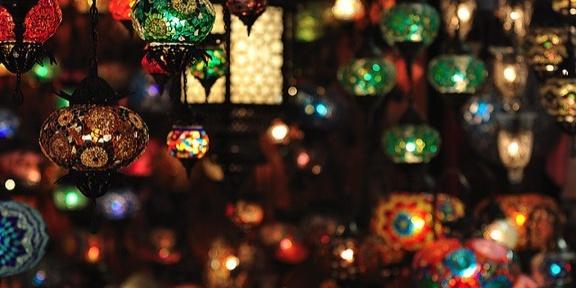 El Gran Bazar ofrece imágenes mágicas