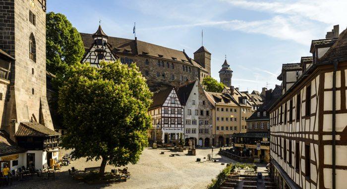 Castell de Nuremberg
