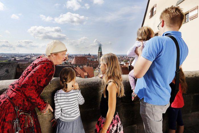 Nuremberg té molt encant per als nens