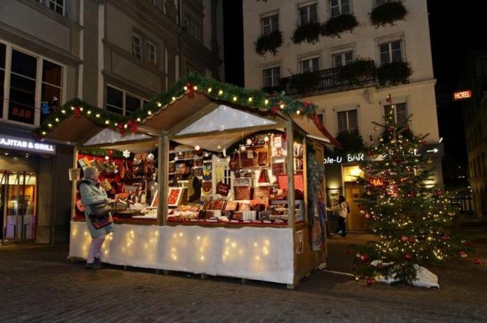 mercat de nadal de zurich