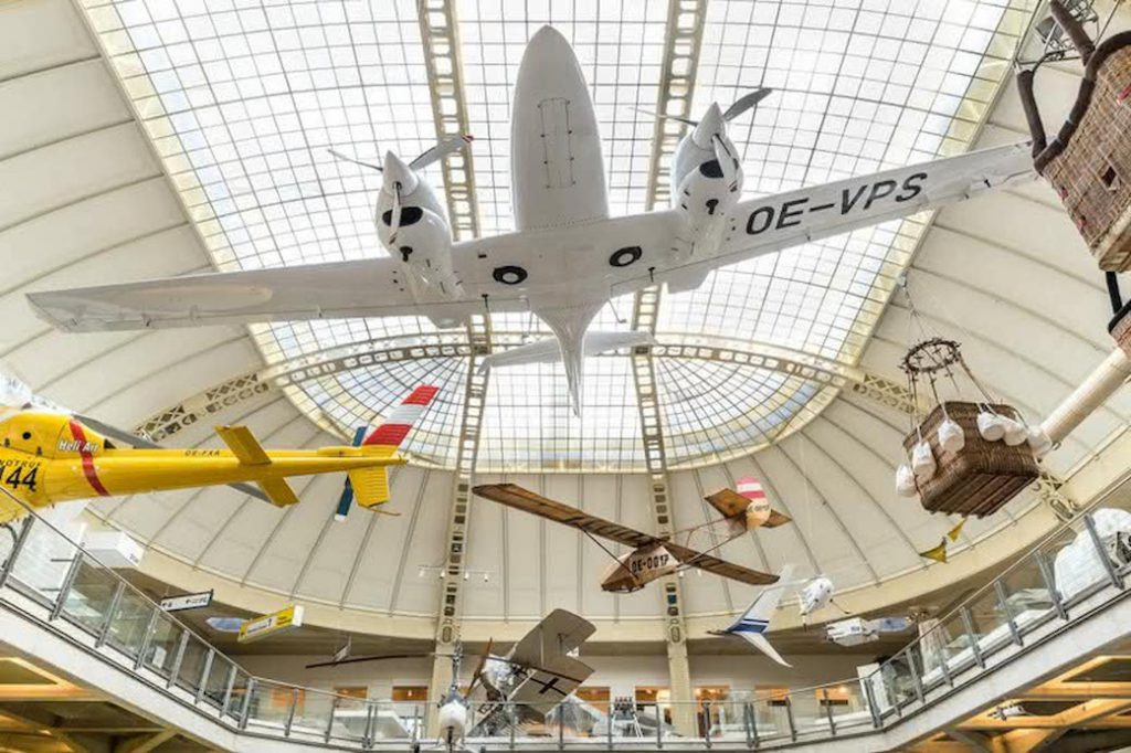 Museo tecnologico de viena