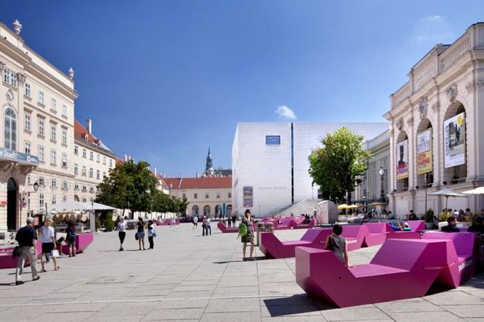 Museos de Viena, museos quartier