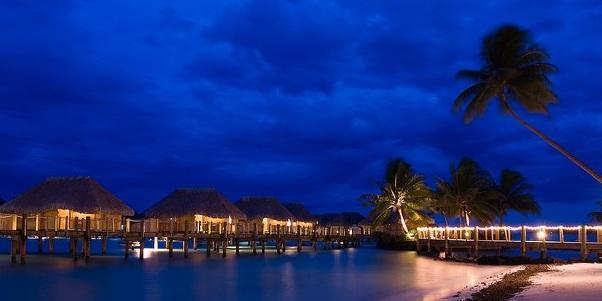 Viaje de luna de miel a la Polinesia