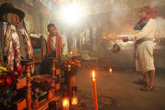 Rituals maies en els meus viatges a Guatemala