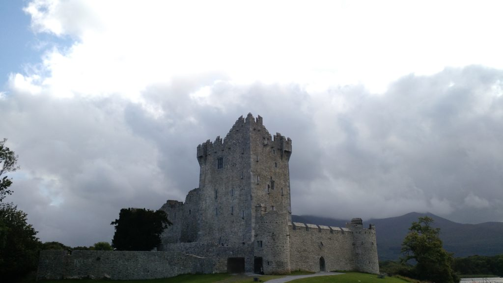 El Ross Castle a Killarney