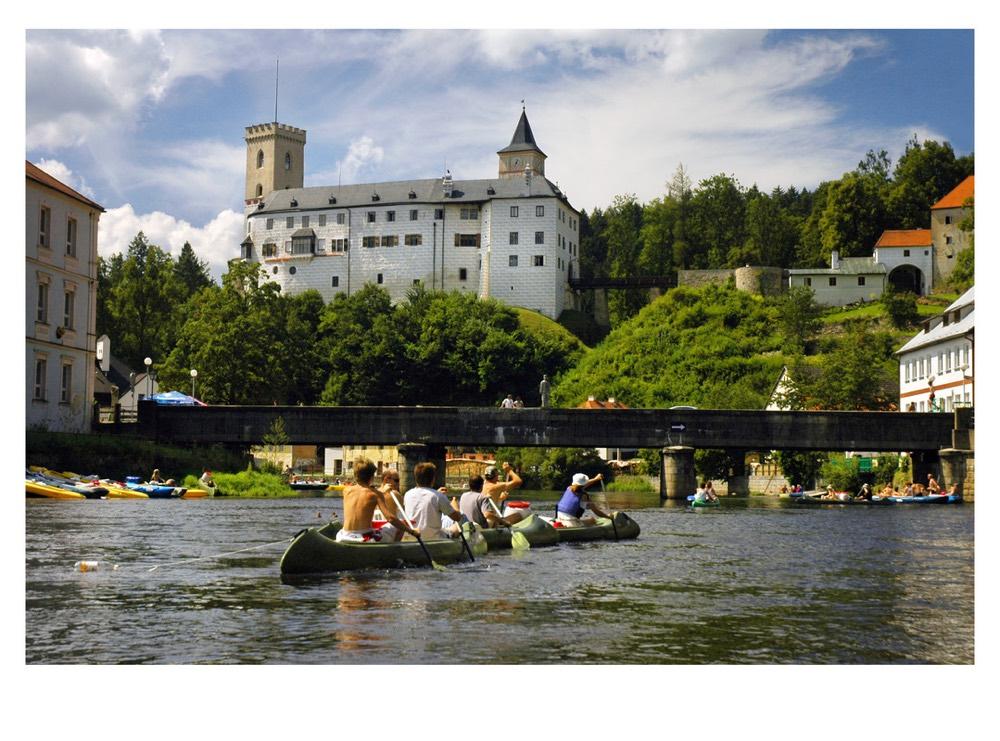 El Castell de Rozmberk