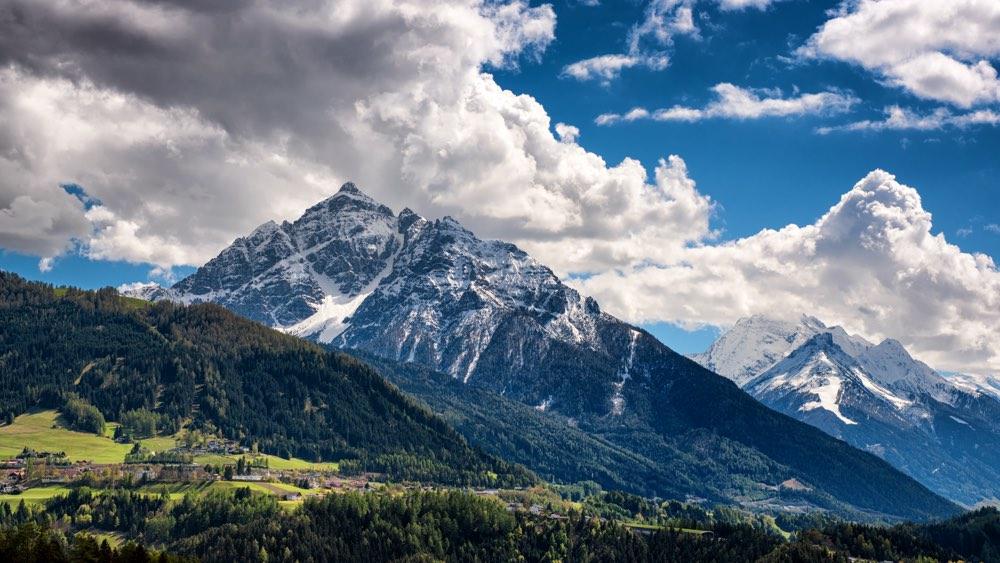 El vall de Stubai