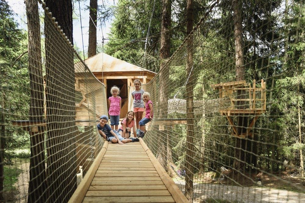 activitats amb nens en el vall de Stubai