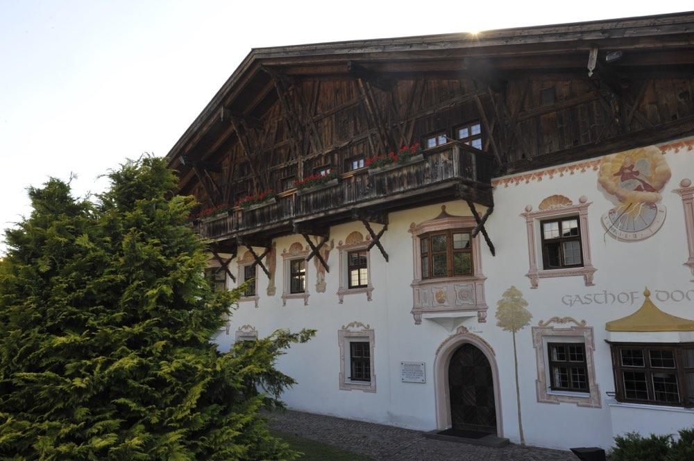 Granja del poble de Schönberg