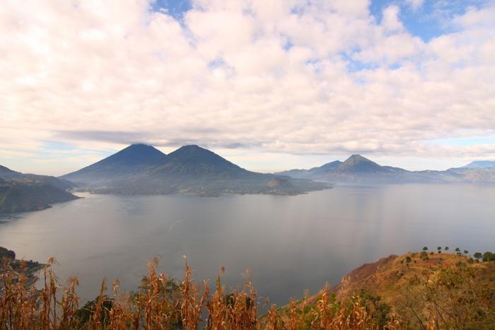 Vistes del Llac Atitlán