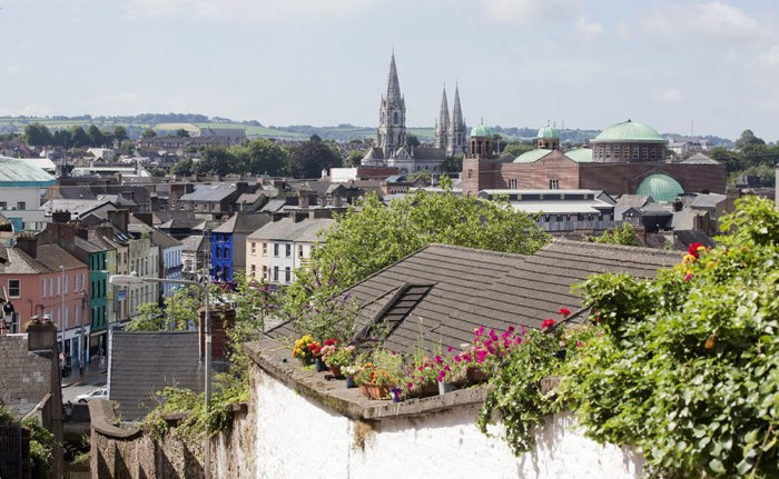 Vista de Cork